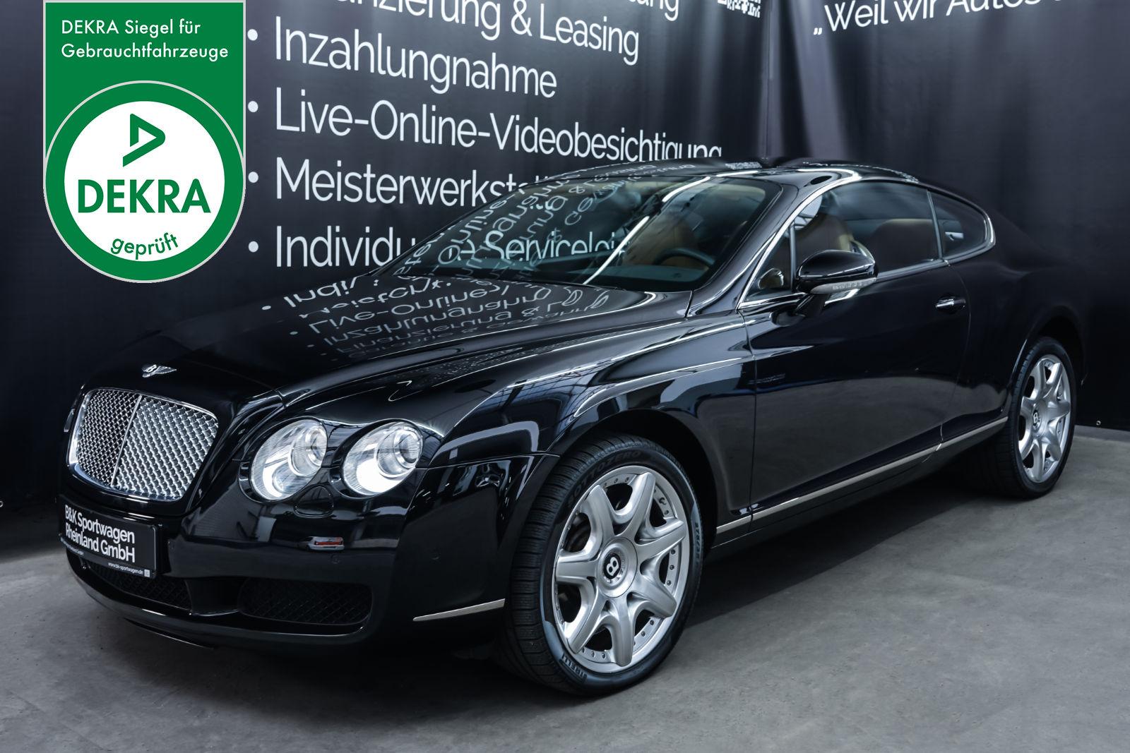 Bentley_Continental_GT_Schwarz_Beige_BEN-1159_Plakette_w
