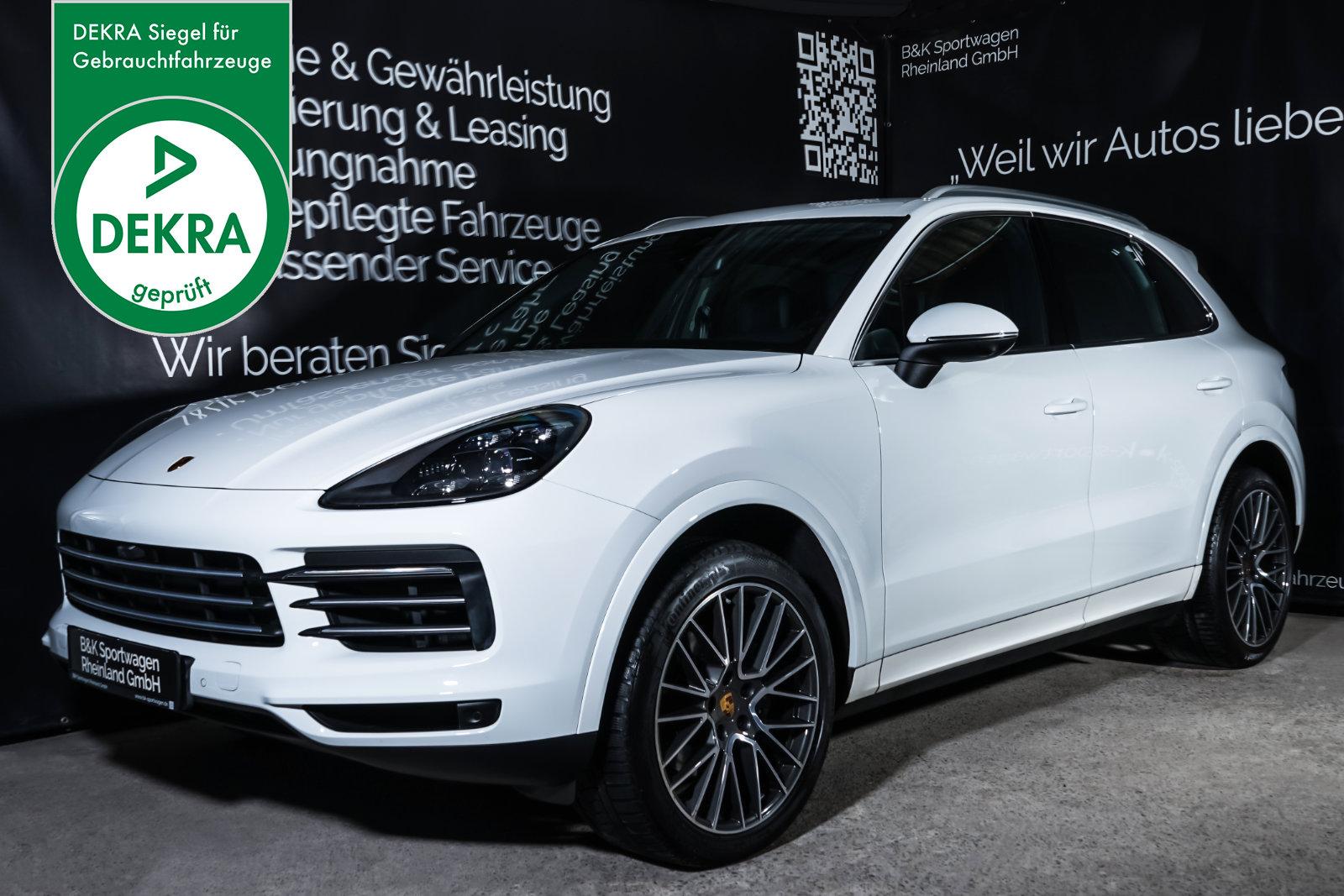 Porsche_Cayenne_Weiß_Schwarz_POR-0208_Plakette_w