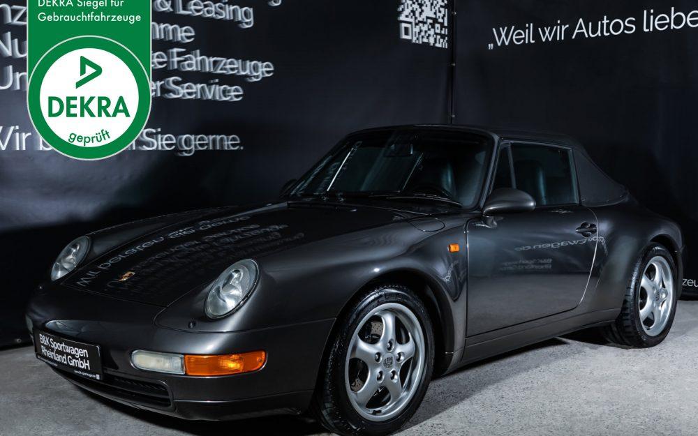 Porsche_993_Carrera_Cabrio_Grau_Schwarz_POR-2375_Plakette_w