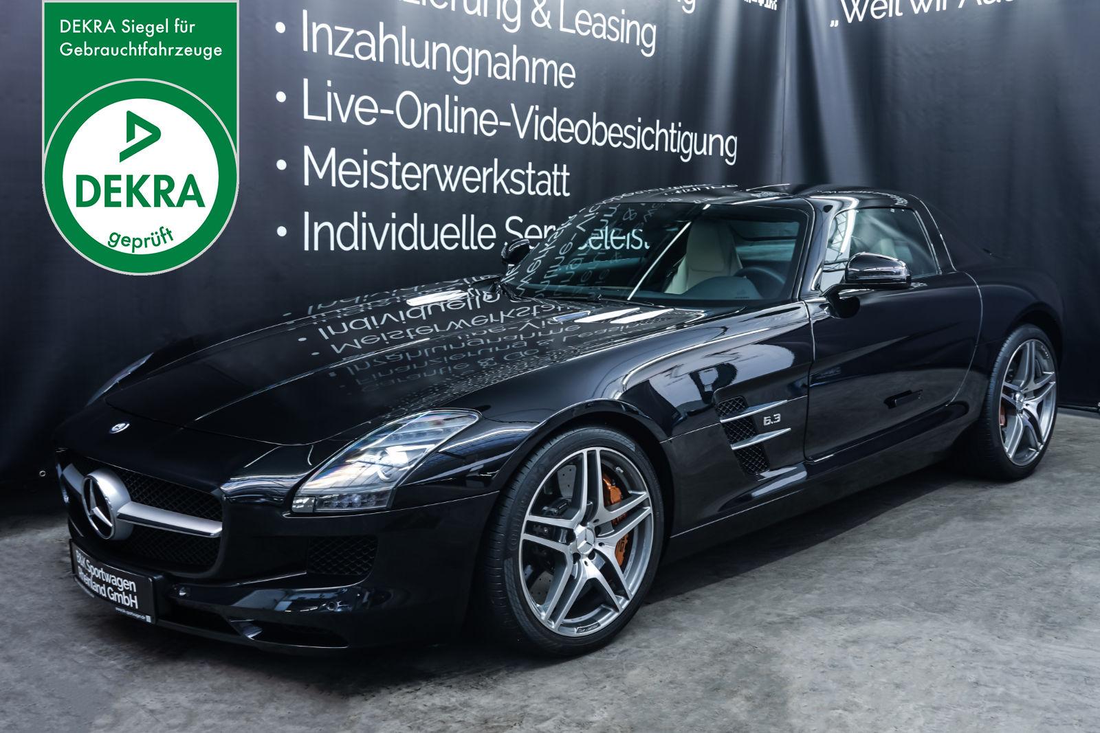 MercedesBenz_SLS-AMG-Coupe_Schwarz_Weiß_MB-3380_Plakette_w