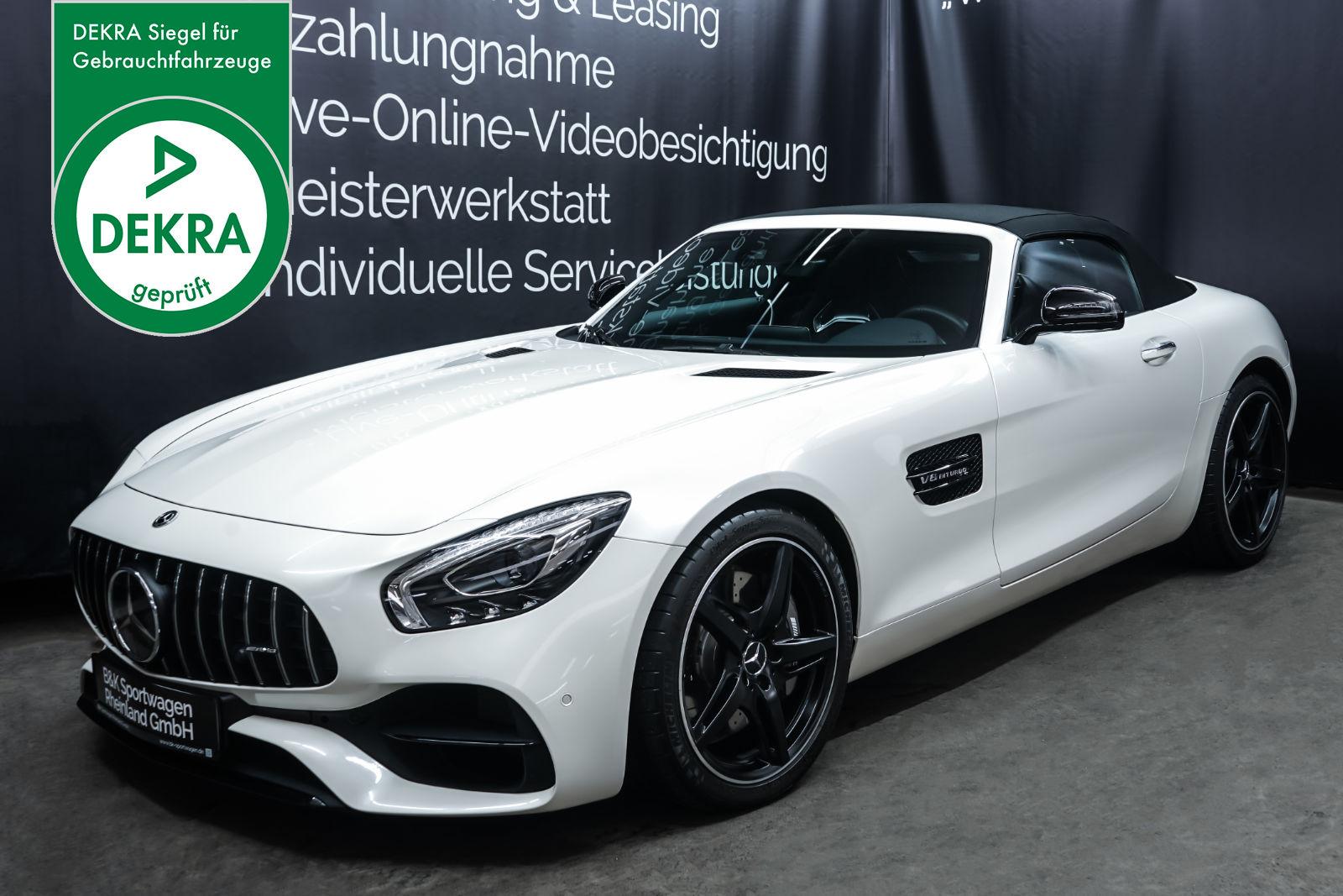 11Mercedes_Benz_AMG_GT_Roadster_Weiss_Schwarz_MB-9710_Plakette_w
