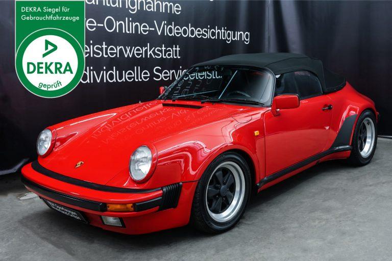 Porsche_911_Speedster_Rot_Schwarz_POR-2352_Plakette_w