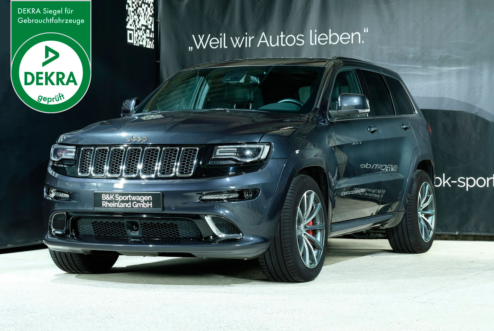 jeep grand cherokee srt b k sportwagen rheinland gmbh. Black Bedroom Furniture Sets. Home Design Ideas