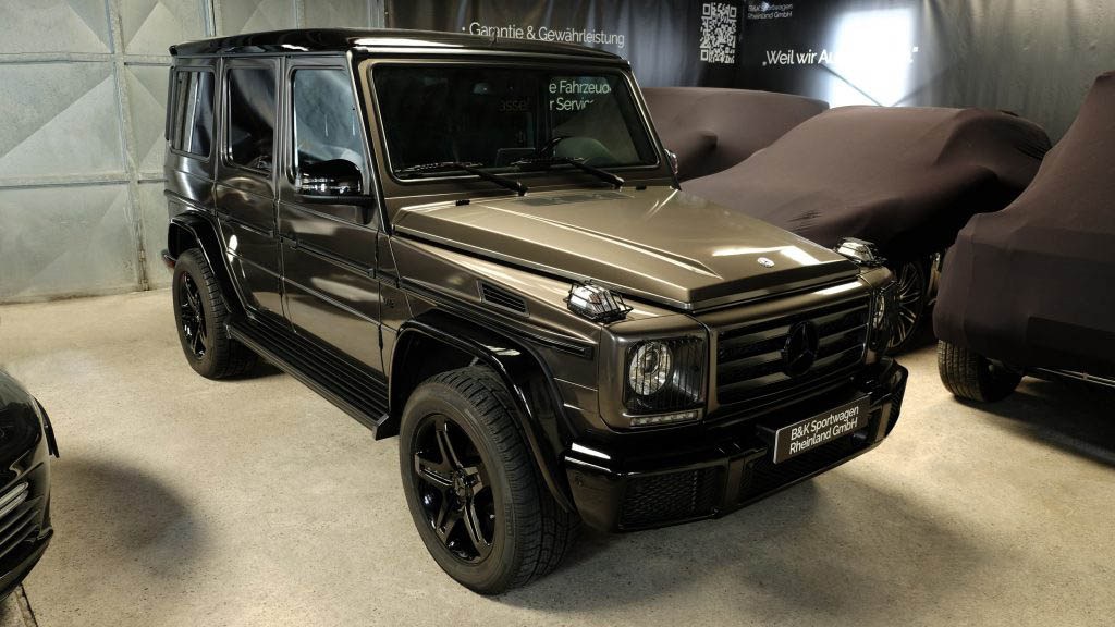 mercedes benz g 500 b k sportwagen rheinland gmbh. Black Bedroom Furniture Sets. Home Design Ideas