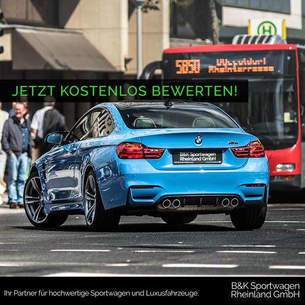 Sportwagen in Düsseldorf
