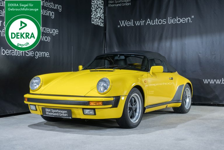 Porsche_911_speedster_1989_bluetengelb_dekra_bk_sportwagen
