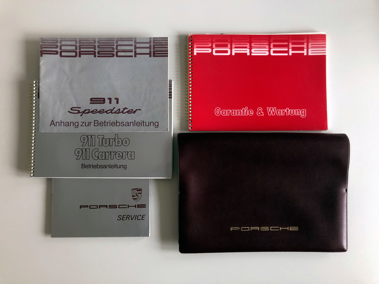Porsche_911_speedster_1989_scheckheft_service_garantie_wartung_bk_sportwagen_rheinland_gmbh