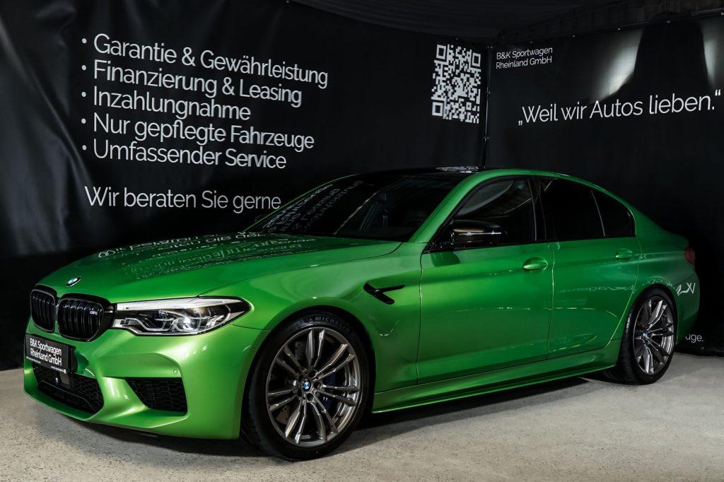 BMW-M5_Competition_Grün_Schwarz_1