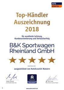 satisfacción del cliente_b & k_sportwagen_rheinland_gmbh_auszeichnung_autoscout24_mobile_2018
