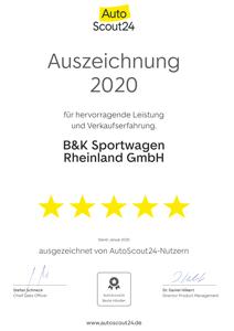 satisfacción del cliente_b & k_sportwagen_rheinland_gmbh_auszeichnung_autoscout24_mobile_2020